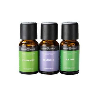 100% Natural Essential Oil Apothecary Set