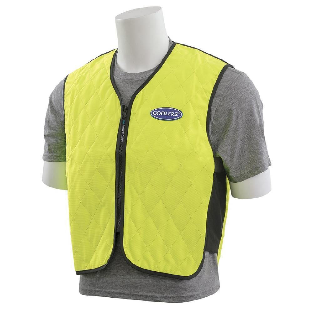 C400 Vest in Hi Viz Lime, 3X