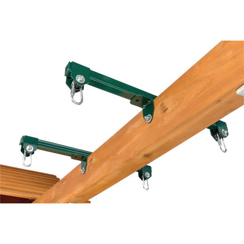 Creative Cedar Designs Glider Swing Brackets Bp020 G The Home Depot