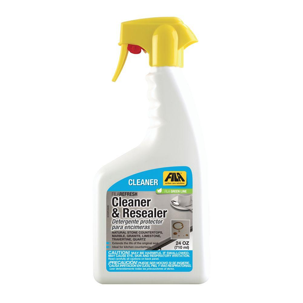 Refresh 24 oz. Countertop Cleaner and Resealer