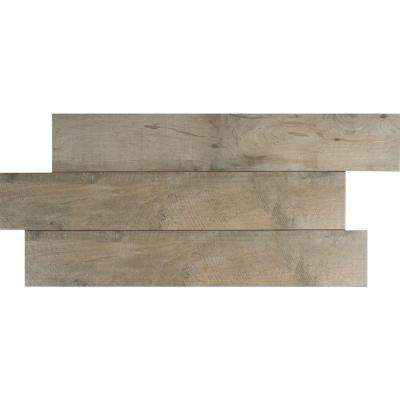 Ardennes Cafe 6 in. x 36 in. Glazed Porcelain Floor and Wall Tile (13.5 sq. ft. / case)