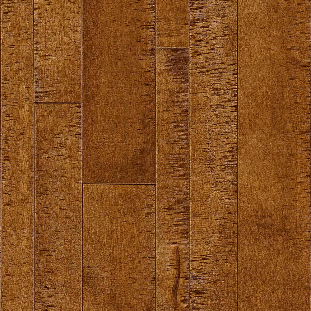 Revolutionary Rustics Maple Rich Umber 3/4 in. T x Varying W
