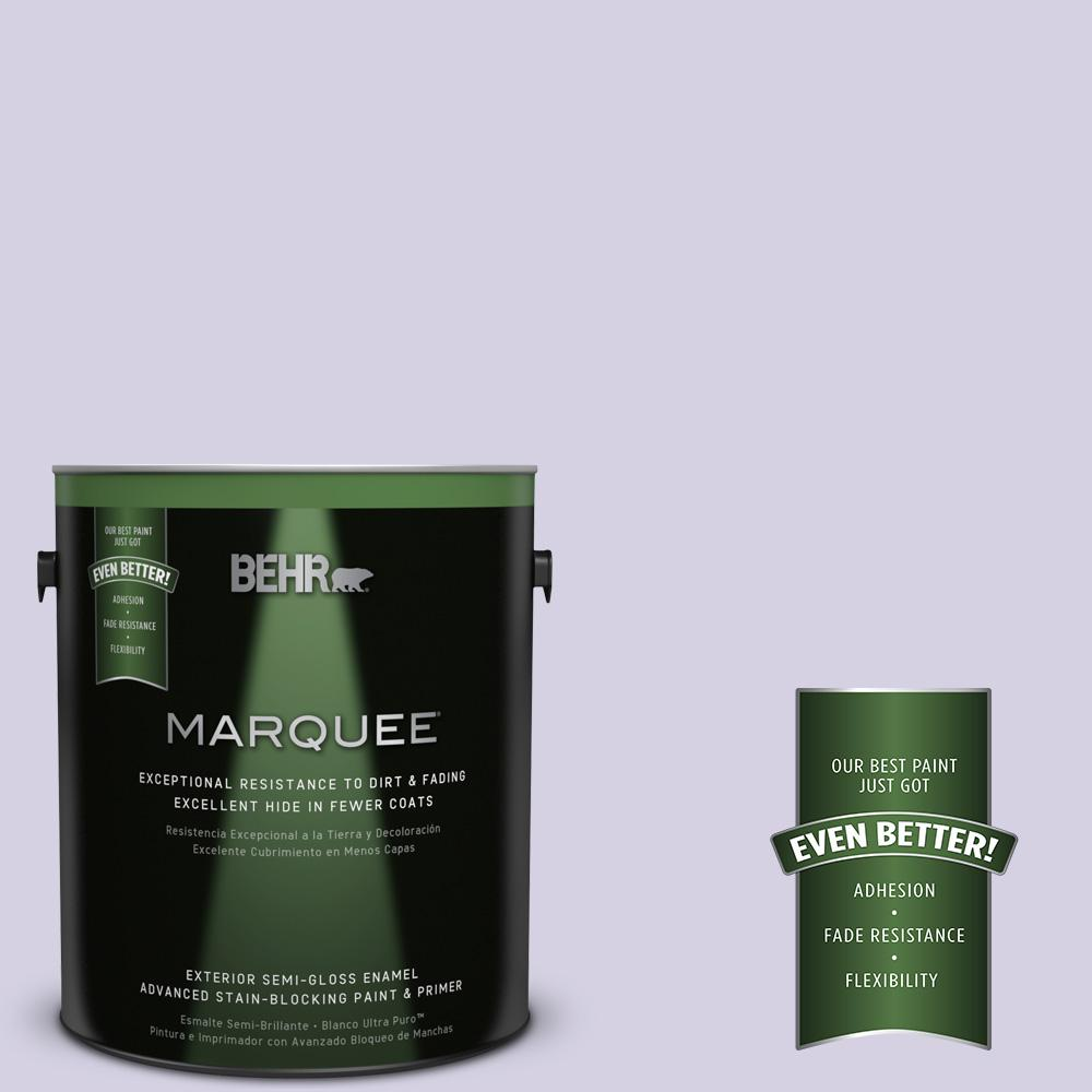 BEHR MARQUEE 1-gal. #M560-2 Fanciful Semi-Gloss Enamel Exterior Paint