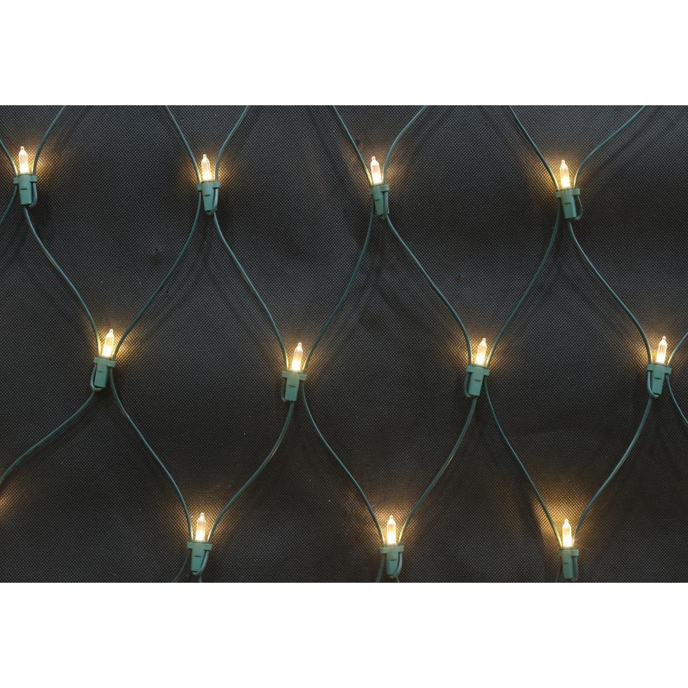 150 Light Warm White Net