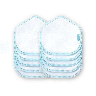 Disposable Custom Filter for Universal Use, Lab-tested to 99.7% BFE, Quantity of 10 in Pack