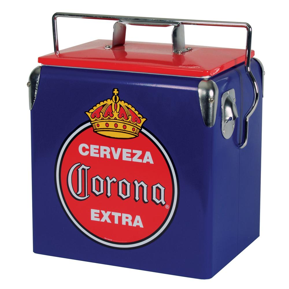 13 l Stainless Steel Corona Ice Chest Cooler