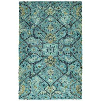 Chancellor Blue 8 ft. x 10 ft. Area Rug