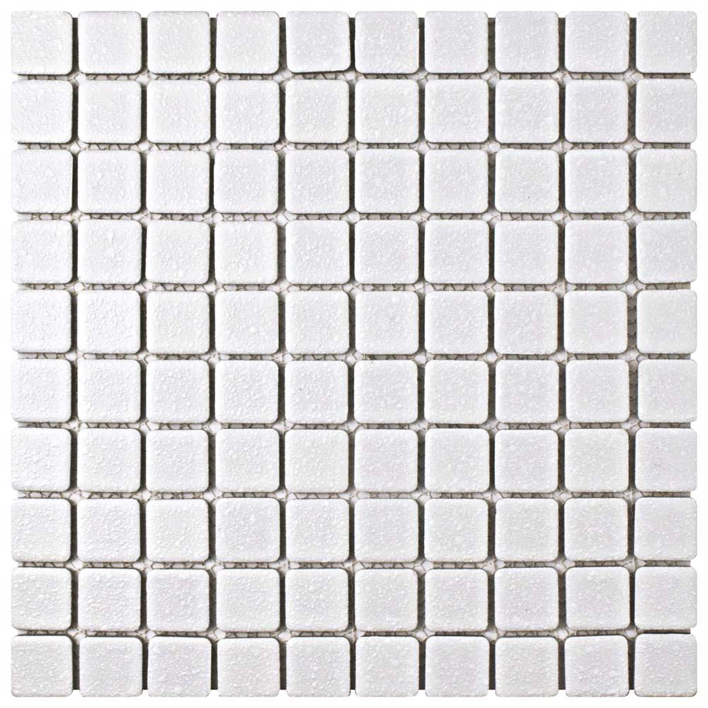 Crystalline Square White 11-3/4 in. x 11-3/4 in. x 5 mm