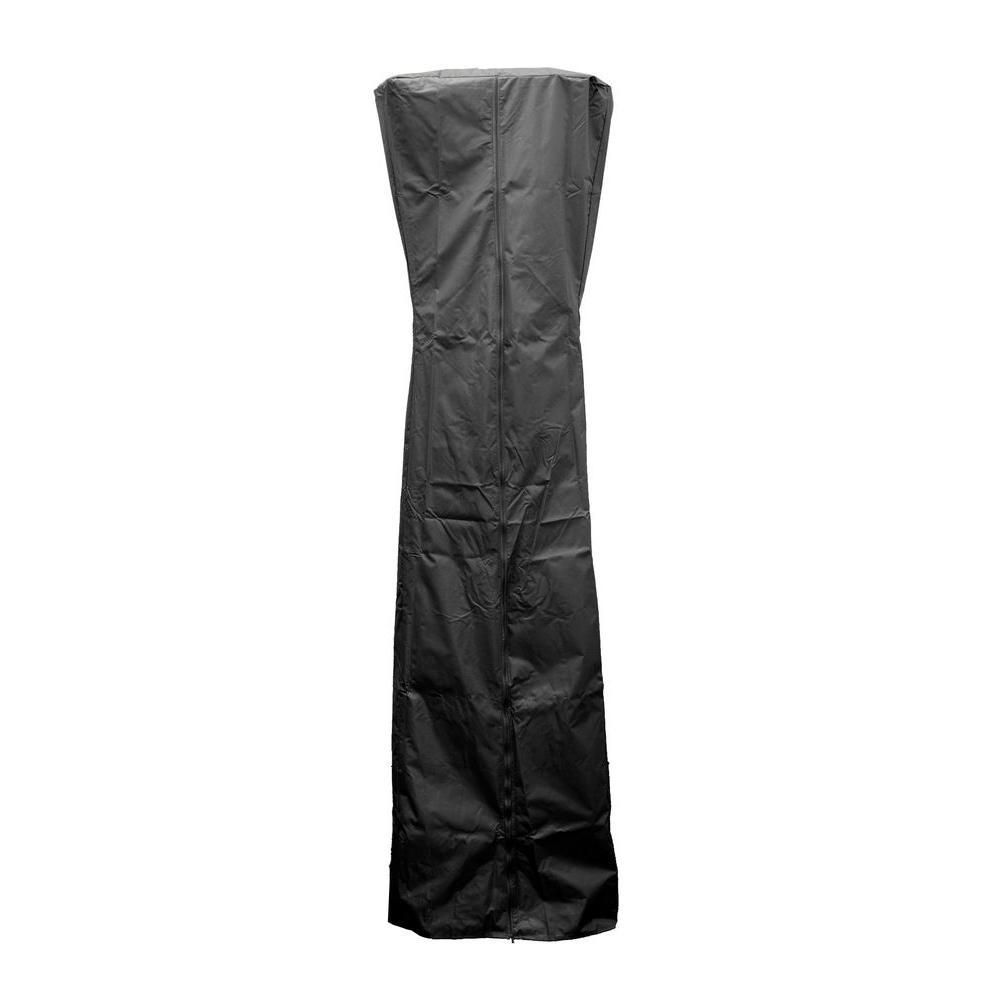 Heavy Duty Black Triangle Glass Tube Heater Cover