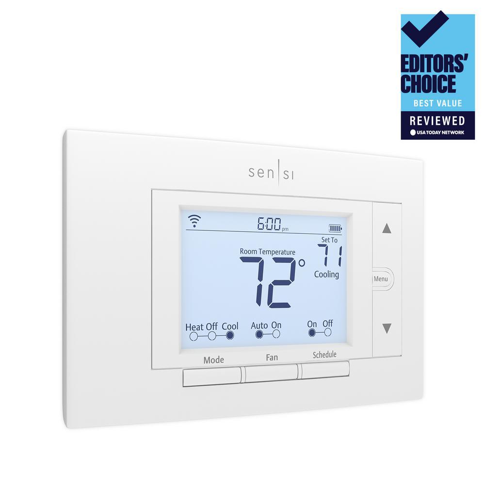 Emerson Emerson Sensi Wi-Fi Smart Thermostat for Smart Home