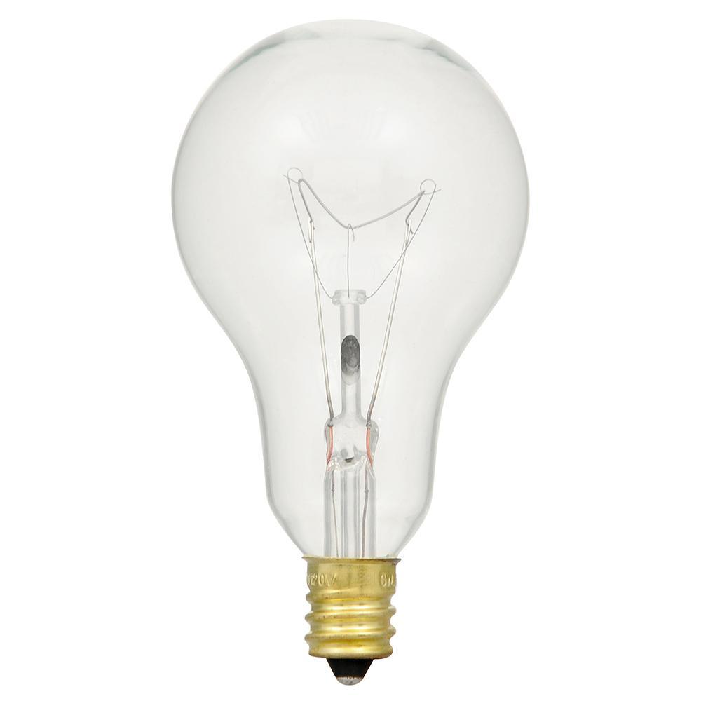 sylvania 60watt double life a15 light bulb 2pack