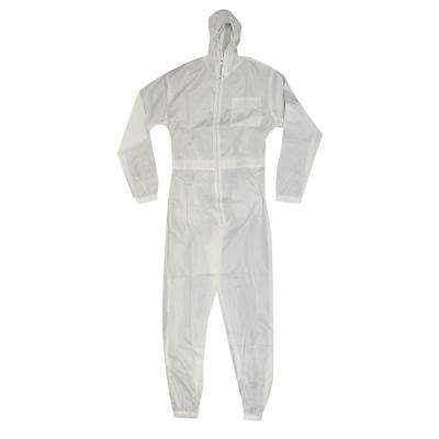 Extra Large White Spray Suit Coverall