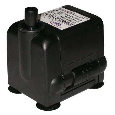 Power Head Pump 120 GPH/6 ft. Cord