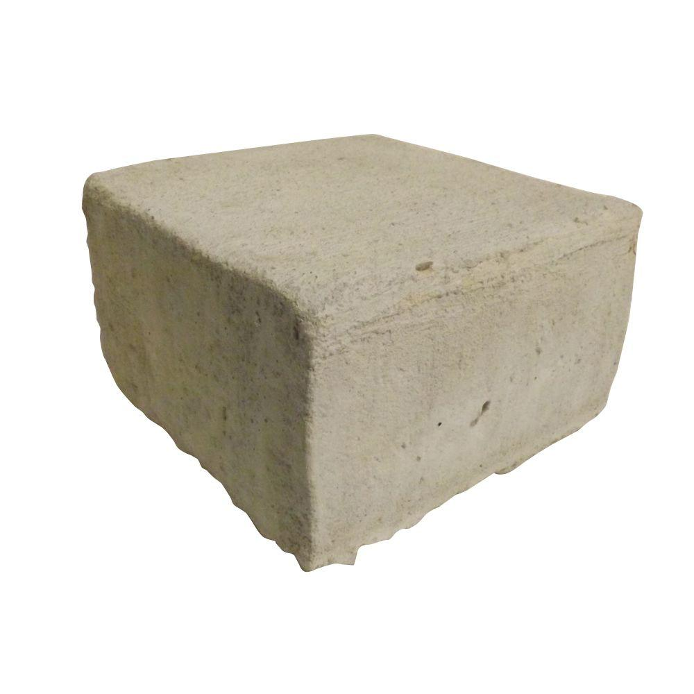 4 in. x 4 in. Square Concrete Paver (Pallet of 180)