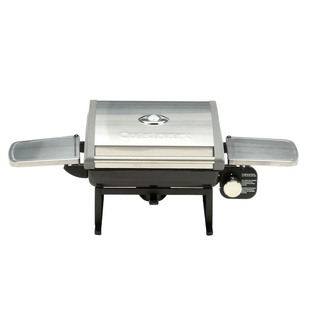 Cuisinart 1 Burner All Foods Portable Propane Gas Grill