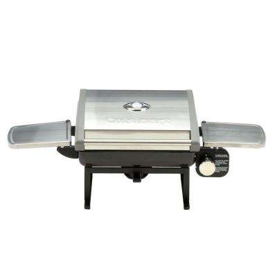 1-Burner All Foods Portable Propane Gas Grill