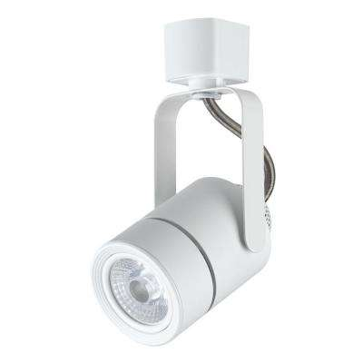 4.5 in. White LED Dimmable Track Light Head