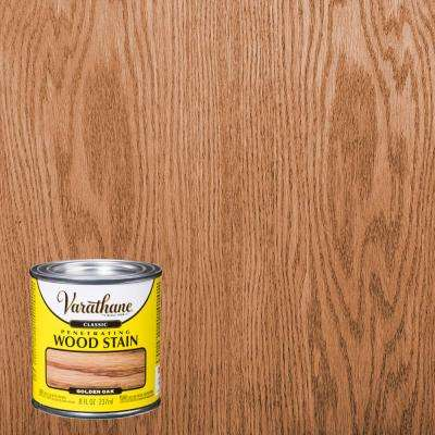 8 oz. Golden Oak Classic Wood Interior Stain