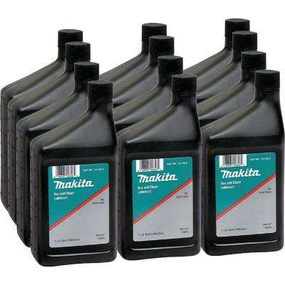 1 Qt. Bar and Chain Oil (12-Pack)