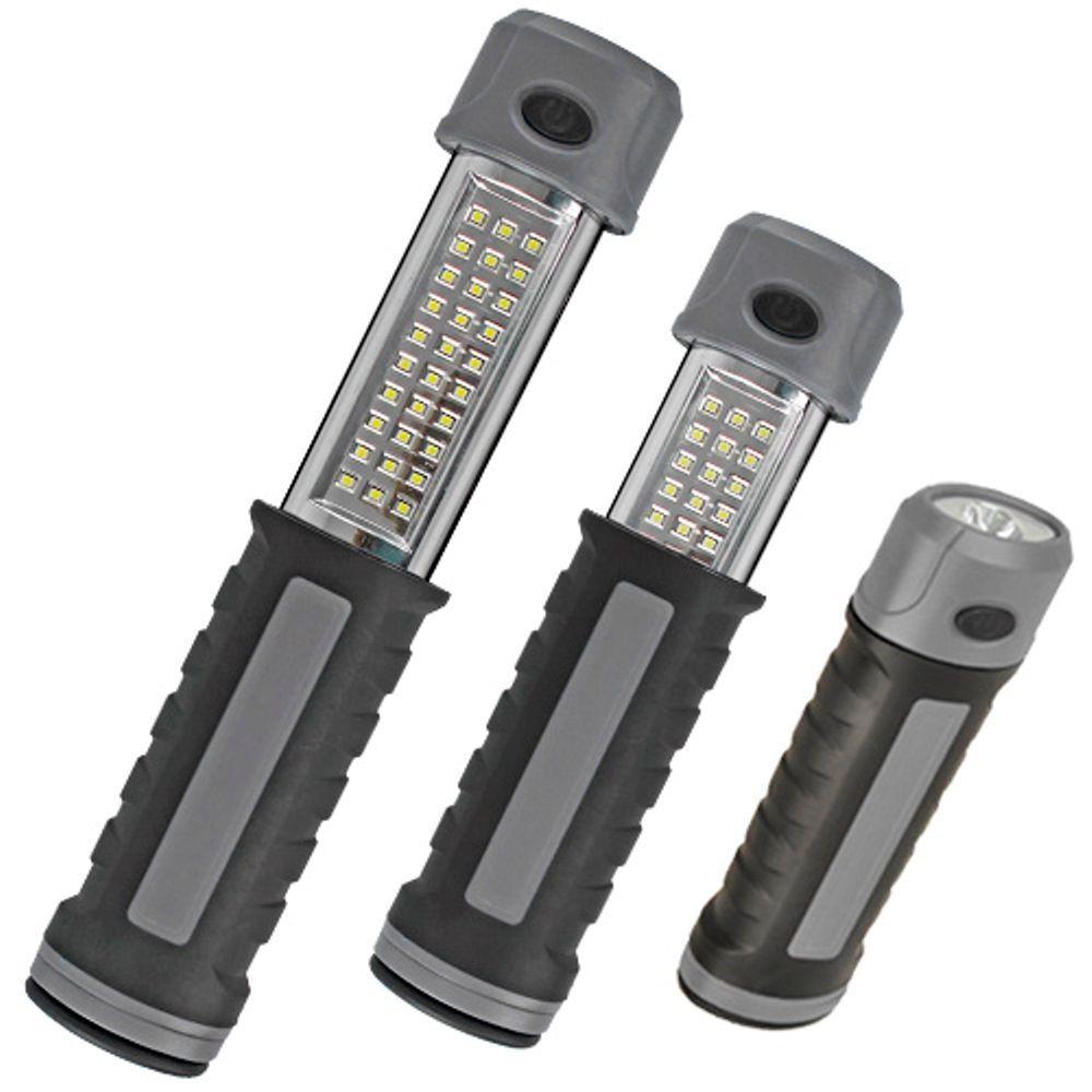 Defiant 280 Lumen LED Slide Action Work Light