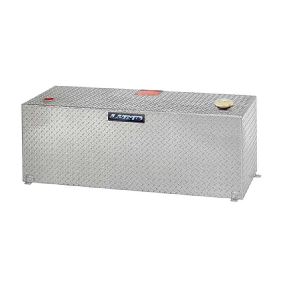 50 Gal. Aluminum Vertical Liquid Storage Tank