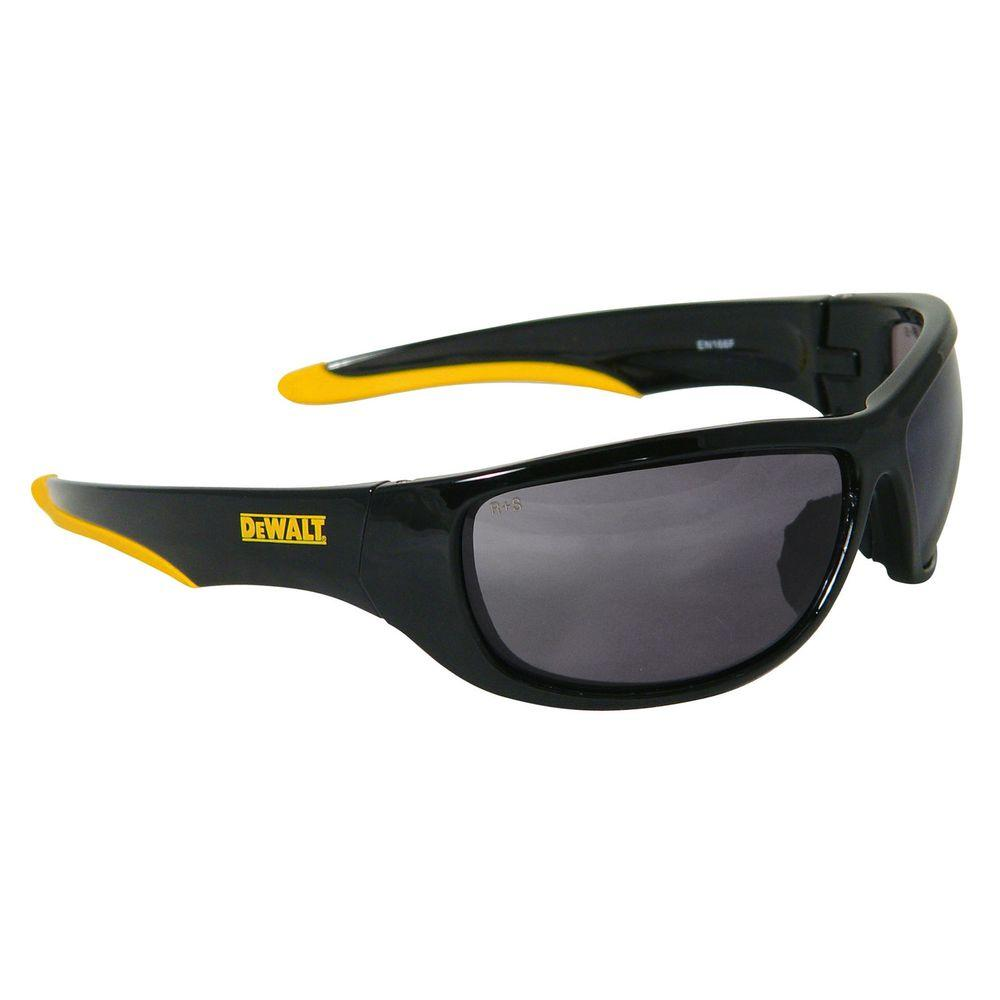 DEWALT Safety Glasses Dominator with Smoke Lens