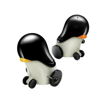 Rolling Penguins Salt and Pepper Movers and Shakers