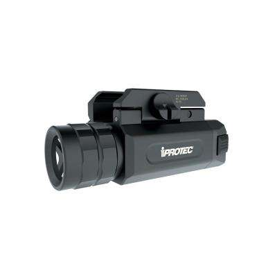 RM230LSR Gun Light with Red Laser
