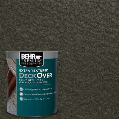 1 gal. #SC-108 Forest Extra Textured Solid Color Exterior Wood and Concrete Coating