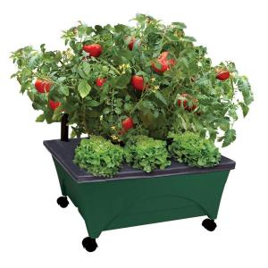 Up to 20% off on Select Garden Beds & Rain Barrels at Home Depot