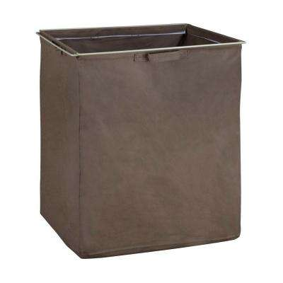 ShelfTrack Canteen Fabric Hamper with Frame