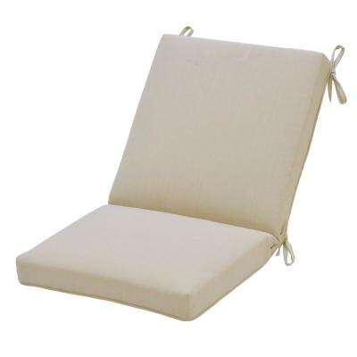 Beige Tan Oatmeal Pick Up Today Outdoor Chair Cushions