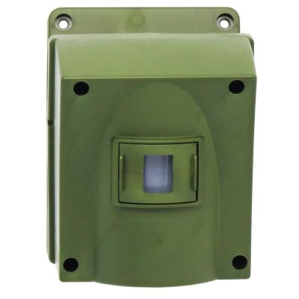 Extra Sensor 1/4-Mile Range Outdoor Motion Alert and Driveway Alarm