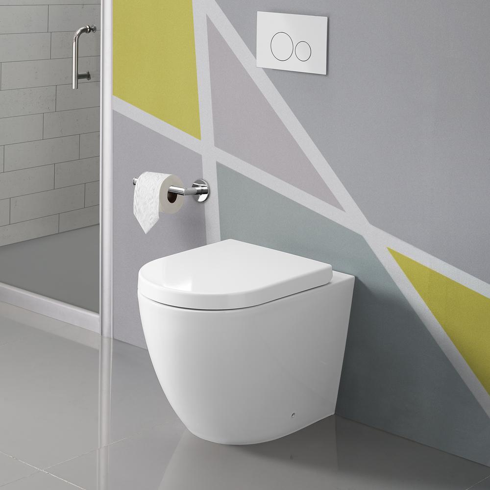 Super Glossy Toilets Toilets Toilet Seats Bidets The Home Creativecarmelina Interior Chair Design Creativecarmelinacom