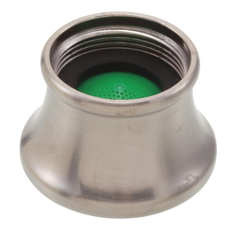Porter 1.5 GPM Aerator in Brushed Nickel