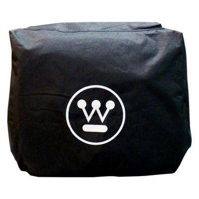 Woven Vinyl Canvas Inverter Generator Cover