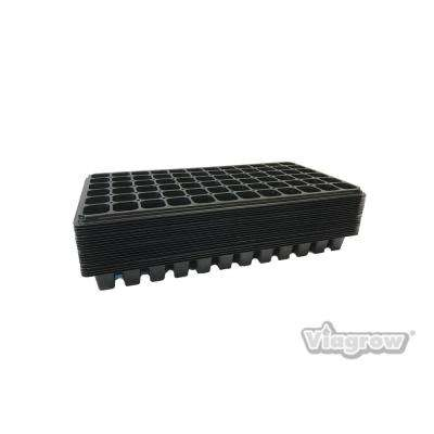 72 Cell Seedling Grow Plugs Starter Trays (10-Pack)