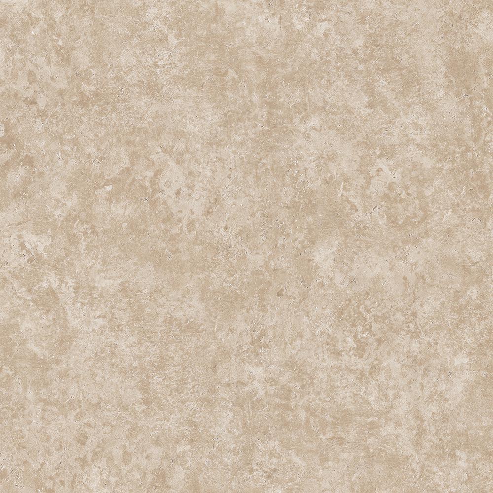 Limestone Slab Beige Stone Residential Vinyl Sheet Flooring 12ft. Wide x Cut to Length