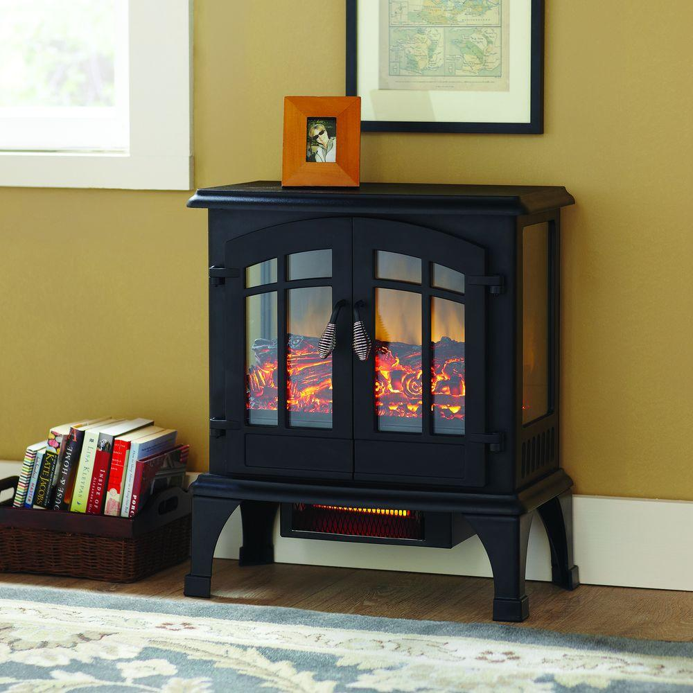 Legion 1,000 sq. ft. Panoramic Infrared Electric Stove