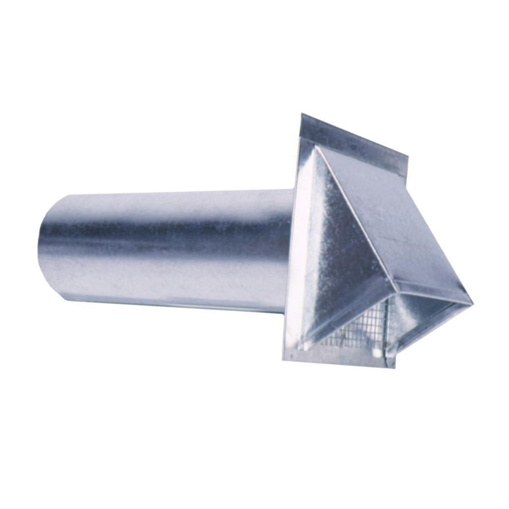6 In Exterior Fan Vent Metal Home Depot Insured By Ross