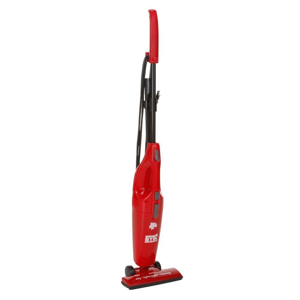 Dirt Devil SimpliStik Corded Bagless Stick Vacuum