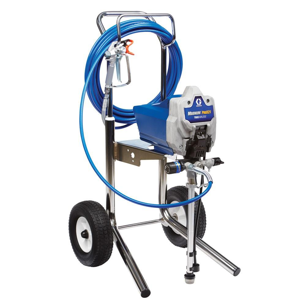 Graco Magnum ProX21 Cart Airless Paint Sprayer