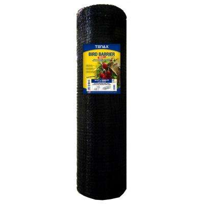 14 ft. x 500 ft. Black Ornex LM Bird Net