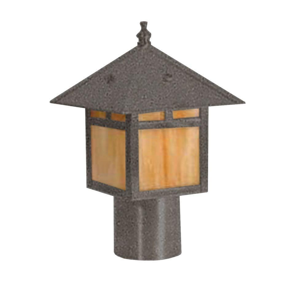 Centennial Outdoor LED Bronze Textured Area Light