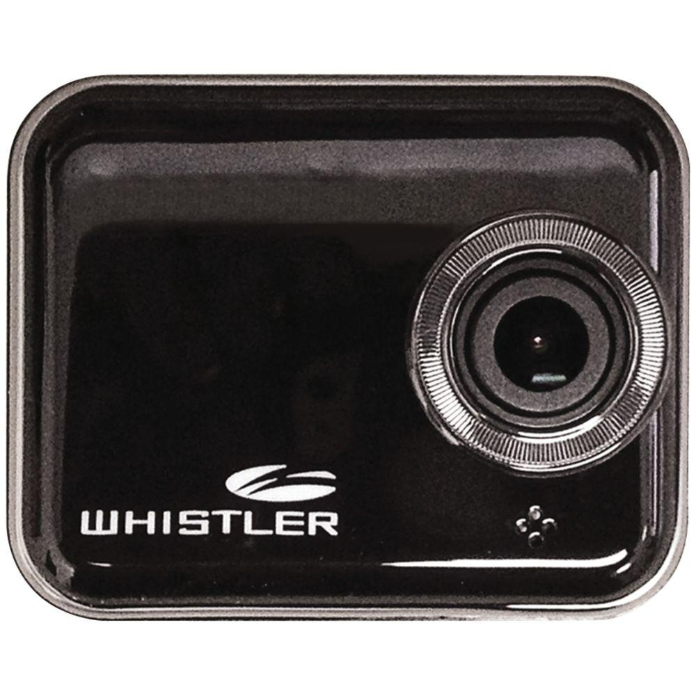 Whistler Group 1080p HD Automotive DVR with Wi-Fi