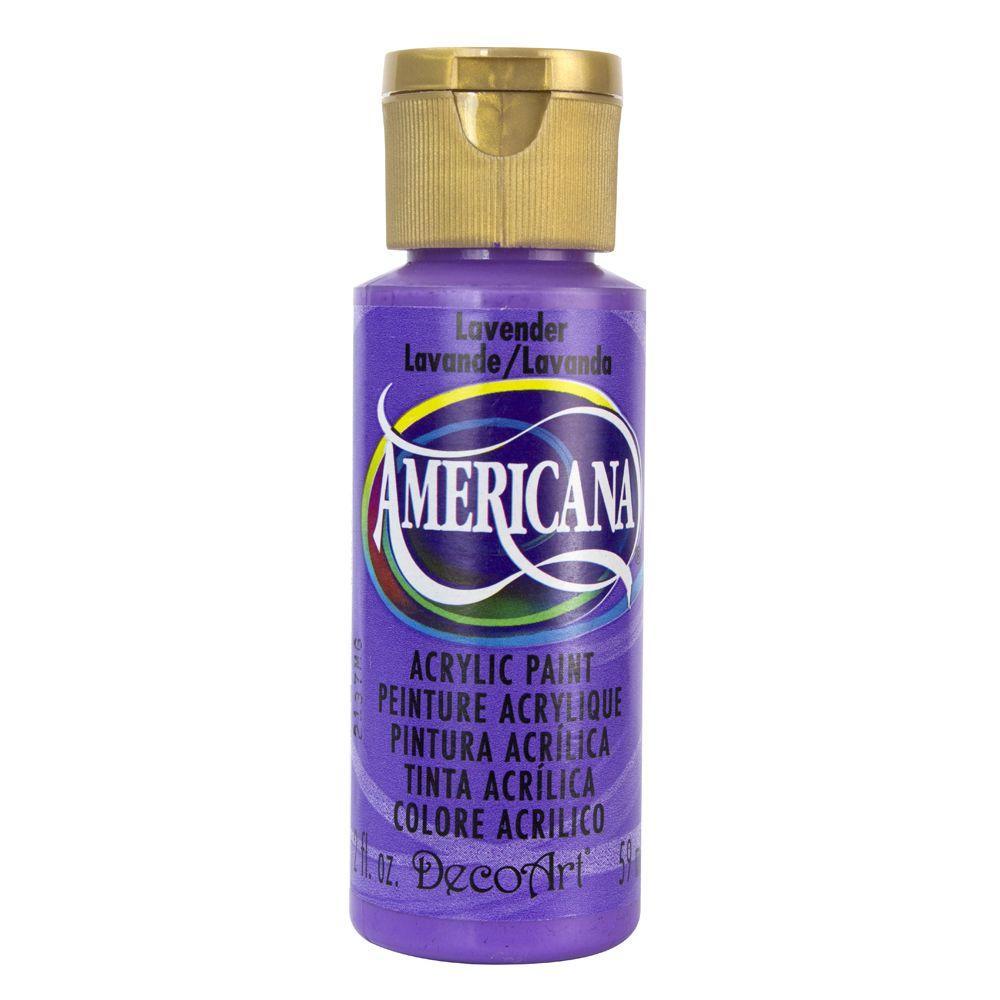 Americana 2 oz. Lavender Acrylic Paint