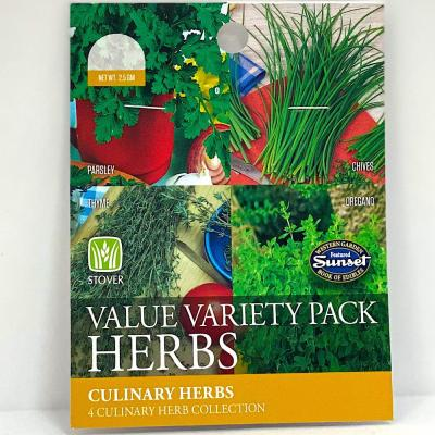 Culinary Herb Collection Seed