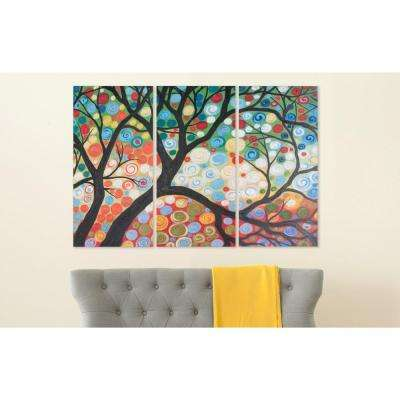 "36 in. x 18 in. ""Cherry Blossom"" Wall Art"
