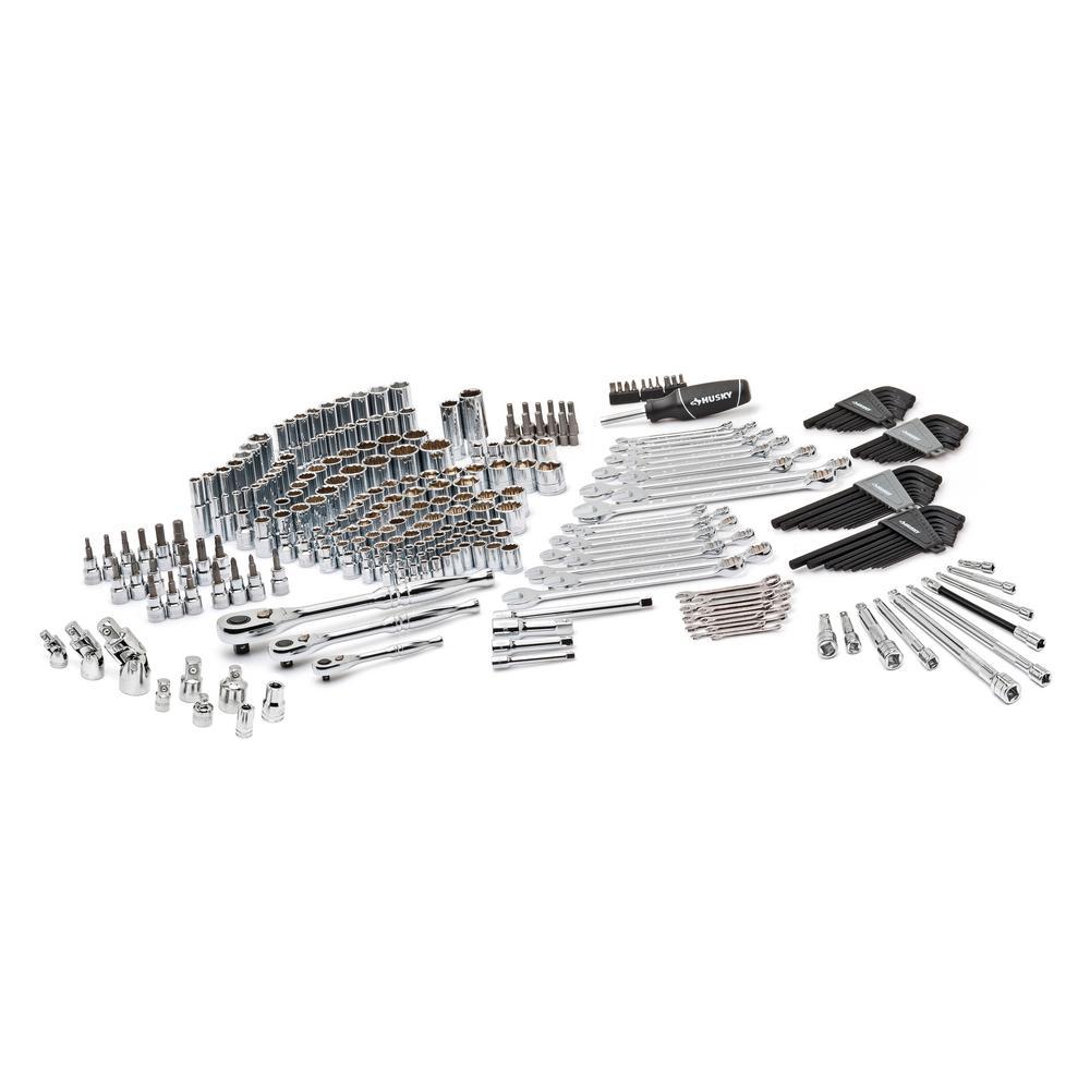 Husky Mechanics Tool Set (287-Piece)