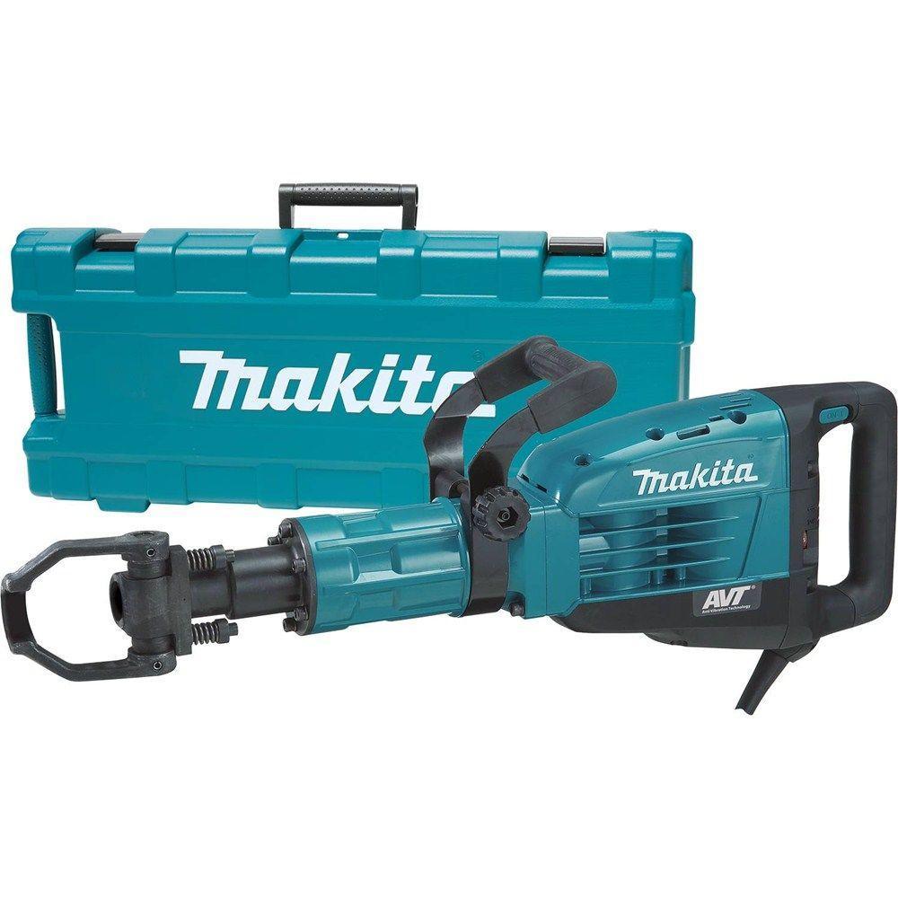 Makita 14-Amp 1-1/8 Hex 42 lb. AVT Breaker Hammer